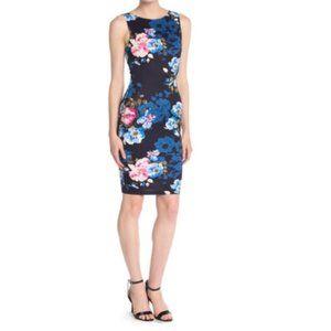 Love...Ady Printed Bodycon Dress